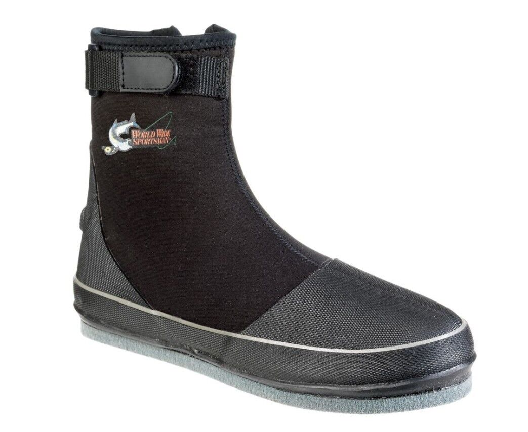 Neoprene Wading Boots   Felt Sole Flats - All Sizes Available