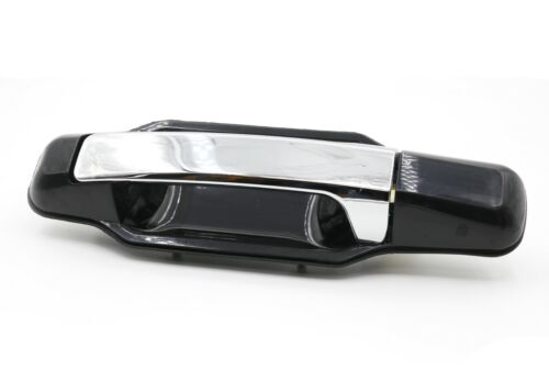 Exterior Rear Left Chrome Door Handle 836503E021XX for Kia Sorento 2003 2009