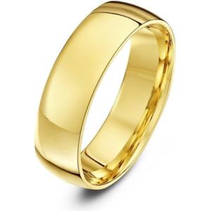 EXTRA LARGE 9ct yellow gold PLUS SIZED Wedding Ring Z+ ,Z1, Z2, Z3, Z4, plus XL