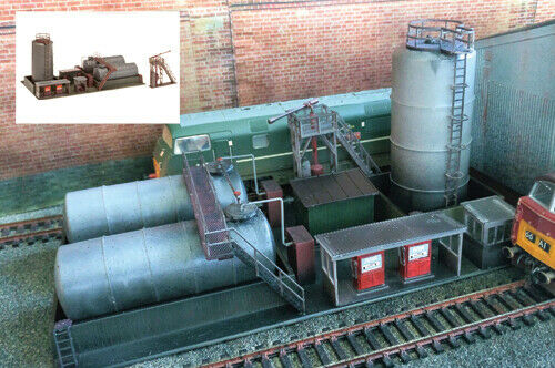 Fordhampton Betankungs Point Kit - Oo   Ho Plastik Bausatz Gaugemaster Gm421