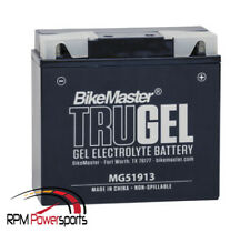 New BikeMaster TruGel Battery 2Y Warranty BMW R1200 RT 2005 2006 2007 2008 2009