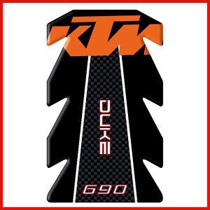 paraserbatoio-adesivo-per-moto-KTM-DUKE-690-tankpad-3d-resinato-protezione