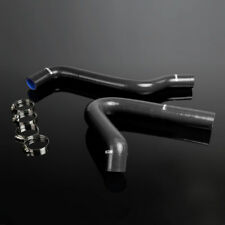 Silicone Radiator Hose Fit For 67 72 68 69 Chevy Ck Series C10 Pickup Black Fits Chevrolet