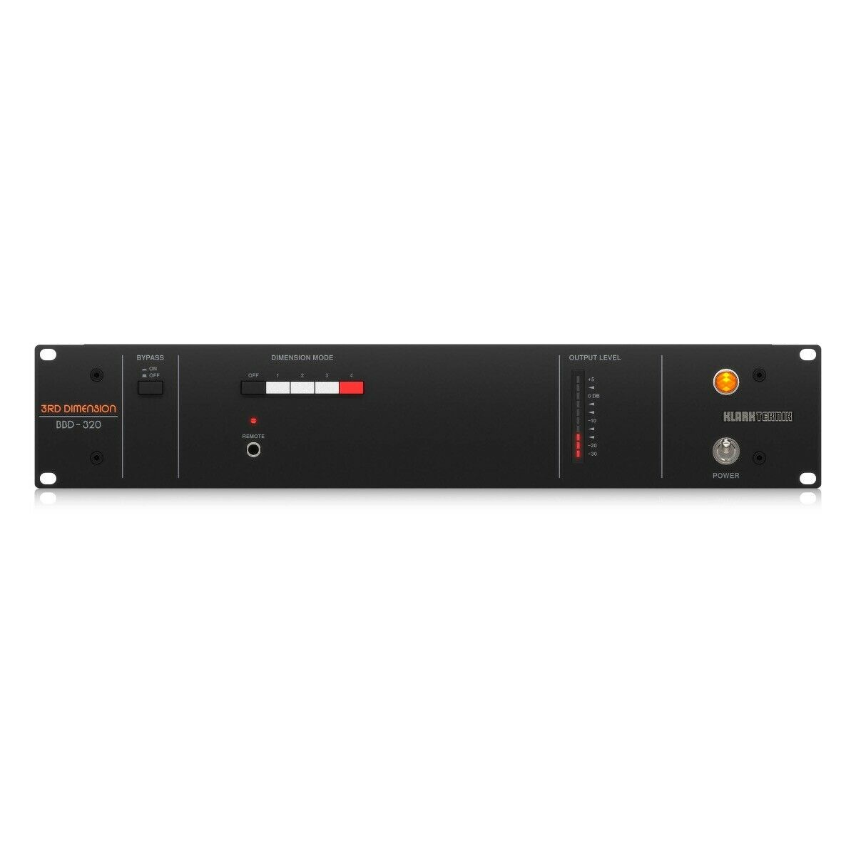 KLARK TEKNIK 3RD DIMENSION BBD-320 Analog Multi-Dimensional Signal Processor. Buy it now for 149.00
