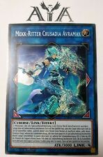 1st Edition NM ayasarc Secret Rare Mekk-Knight Crusadia Avramax DANE-EN047