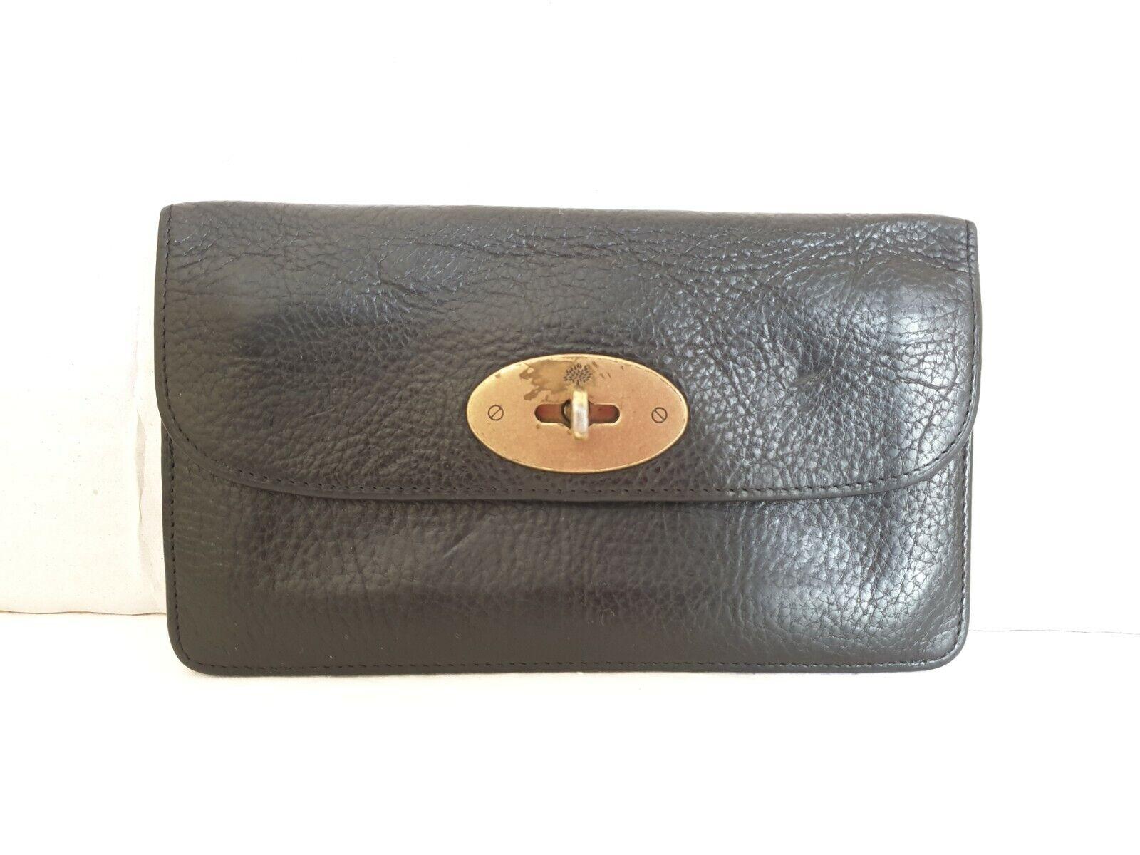 Mulberry Postman lock purse wallet