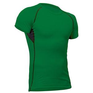 info for 94807 ea052 Details zu PFANNER Vega Funktionsshirt grün-schwarz kurzarm T-Shirt Hemd  kurz Forst Wald
