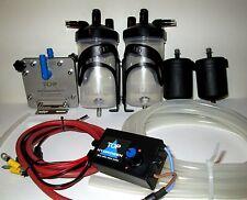Generador de hidrógeno puro H2, DS-45, Ahorrador de Combustible Coche Kit, CC HHO PWM, en lugar de uso.