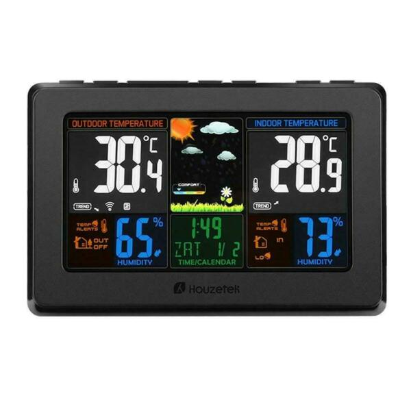 433MHz Wireless Weather Station With Forecast Temperature Digital ThermometerUUD