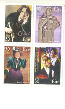 Ireland-Oscar Wilde mnh block of 4 - Actor-literature