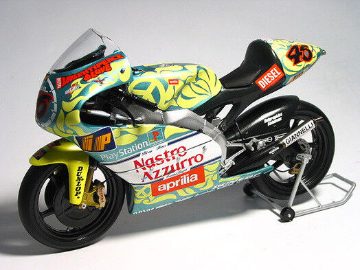 Aprilia RSW 250   Rossi  Mugello GP 1999  122990046 Minichamps 1 12 New