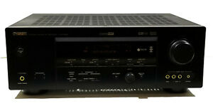 Yamaha HTR-5940 350W Surround Sound Home Theater Stereo A/V Audio/Video Receiver