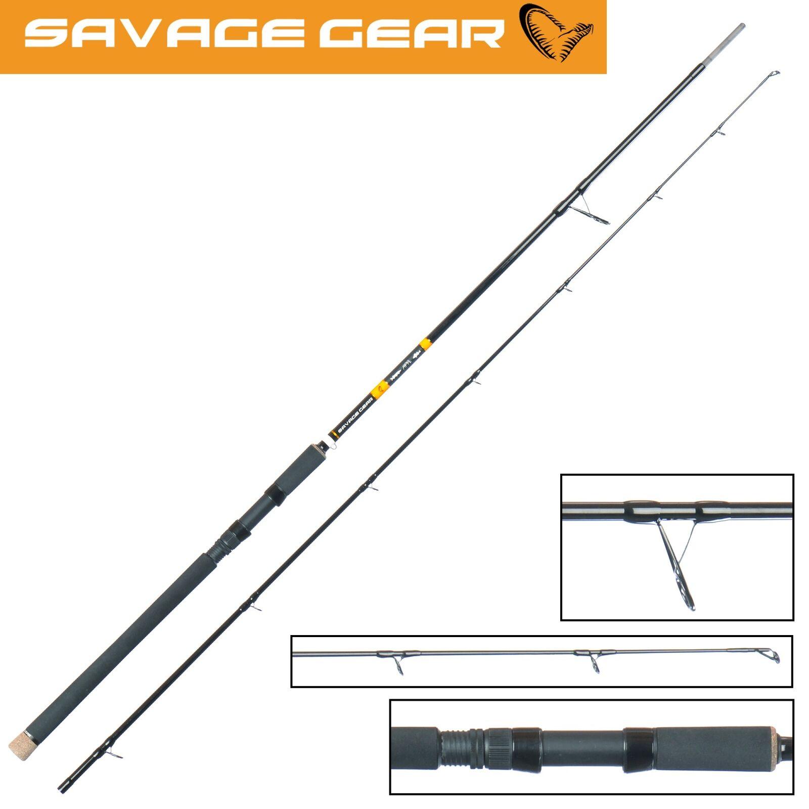 Savage Gear MPP2 Spin 259cm - 100g - 259cm Spinnrute, Hechtrute, Zanderrute, Angelrute d87d79