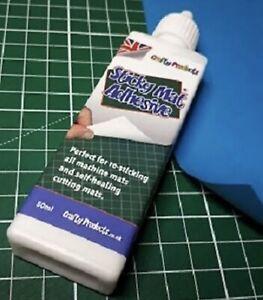 Sticky Mat Adhesive Scan N Cut Mat Glue Cricut Mat Silhouette Mat Restick  Yours! | eBay