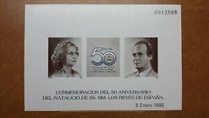 PRUEBA-DE-LUJO-N-15-NATALICIO-ESPANA-88-SSMM-REYES-OFERTA-UNICA-Y-ESPECIAL-LUJO