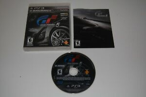 Sony-Playstation-3-PS3-Gran-Turismo-5-Complete