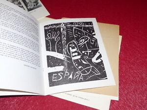 Bibl-R-JEAN-MOULIN-ART-XXe-CATALOGUE-PdM-ESPAGNE-Linos-1965-ORTEGA-HERNANDEZ