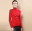Women-Cashmere-Sweater-Autumn-Winter-Knitted-Turtleneck-Pullover-Wool-Warm-New thumbnail 6
