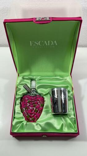 ESCADA Margaretha Ley 50ml Parfum De Toilette 75g Seife Luxus SET Limited E.  4I1Kj jh4Wd