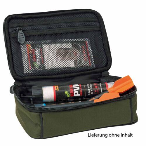 Fox Angeln R-Series Karpfen Zubehörtasche Accessory Bag Large 26,5x8x17cm