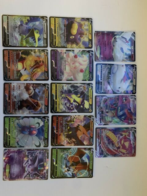 Pokemon Card Lot! All Pack Fresh! Ex V Vmax