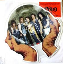 NEAR MINT EX+/EX+ THE DIO EP HIDE IN THE RAINBOW SHAPED VINYL PIC PICTURE DISC