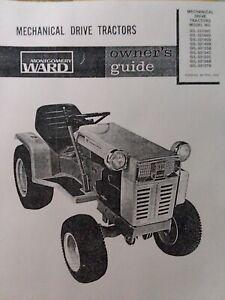 Montgomery Ward Gilson Gear Drive 16 hp Garden Tractor Owners Manual  GIL-33130C   eBayeBay