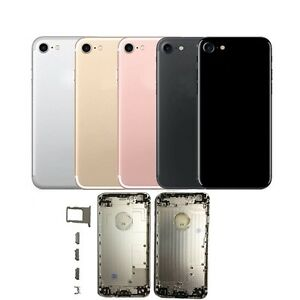 super popular cabe7 73935 Details about Back Housing Battery Door Back Cover Frame For iPhone 6 6  Plus 6s Plus to 7 7P
