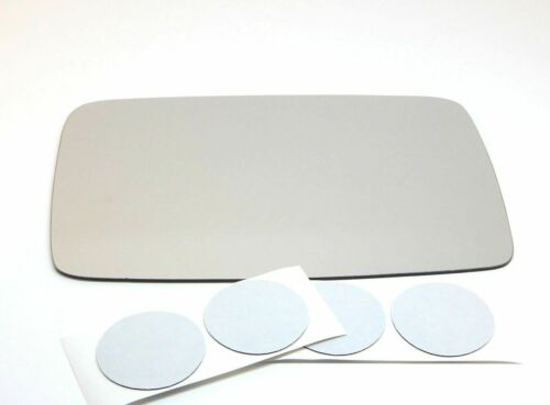 Fits 96-07 Express Savana Left or Right Flat Mirror Glass Lens Only   6 options
