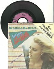 """Roni Griffith, Breaking my heart,  G/VG  7"""" Single 999-689"""