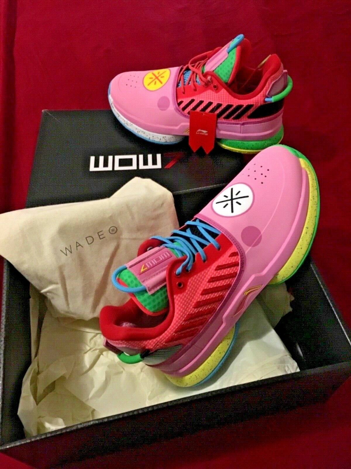 Way of Wade 7 Year of le cochon  - Limited Edition Brand nouveau US Taille 8.5 - WOW7