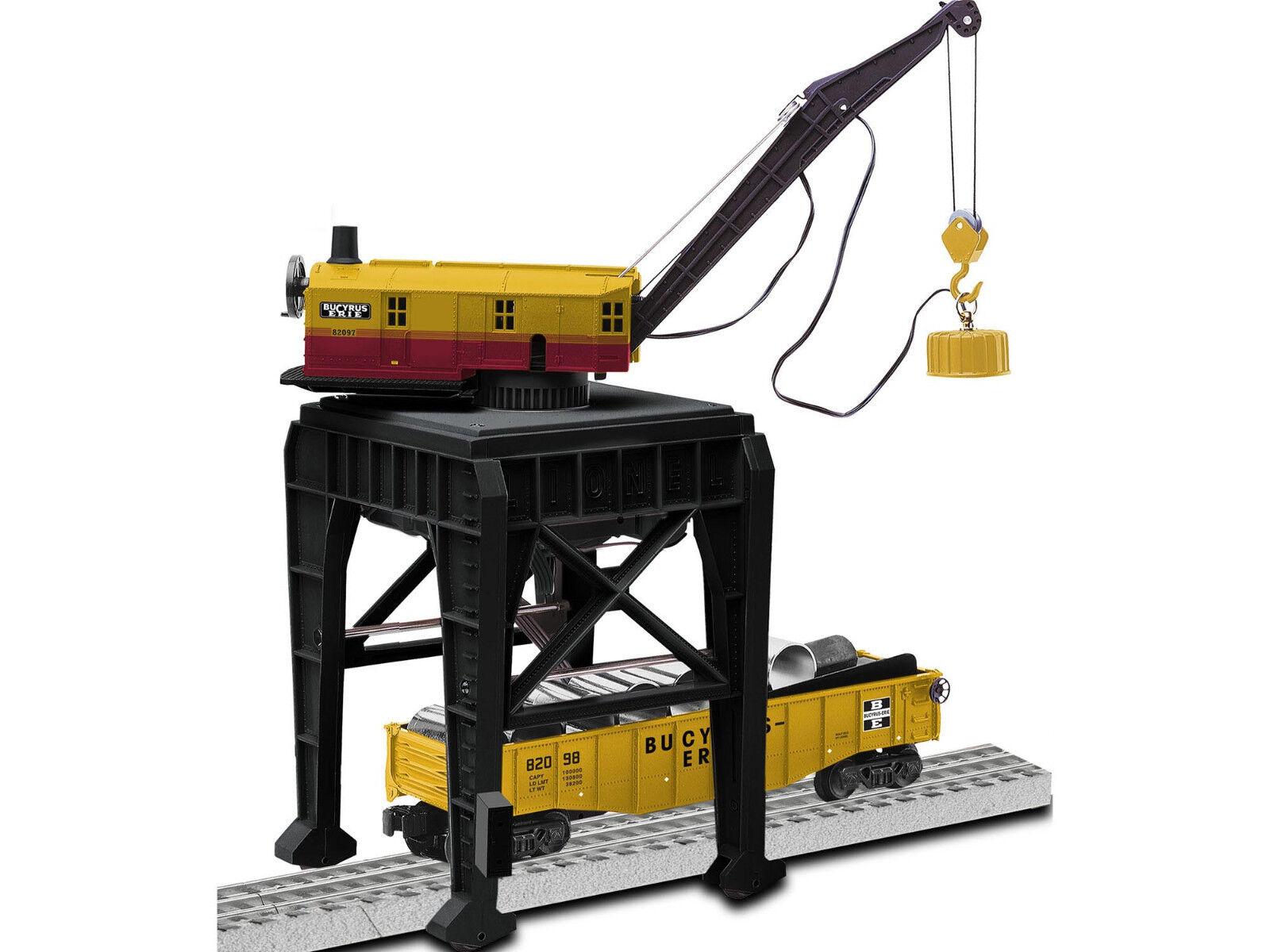 Lionel Bucyrus -Erie Gantry Crane