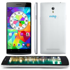 "NEW INDIGI V5 UNLOCKED 3G SMARTPHONE PHABLET 5.5"" SCREEN ANDROID 4.2 DUAL CAMERA"
