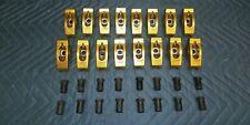 Sbc Small Block Chevy Crane Gold Race 15 Ratio Self Aligning Roller Rocker Set