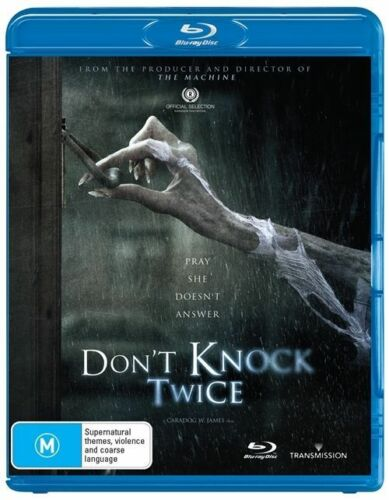 1 of 1 - Don't Knock Twice (Blu-ray, 2017)