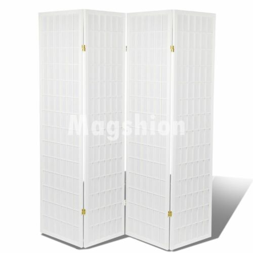 Choose 3 /& 4 Panels High Quality Oriental Room Divider Hardwood Shoji Screen