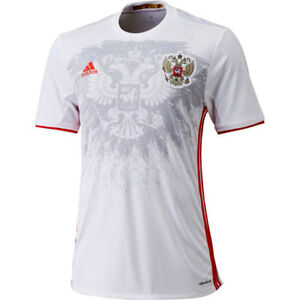 67740eb5d95 Image is loading Adidas-Russia-Away-Jersey-AA0387-Russian-National-Football-