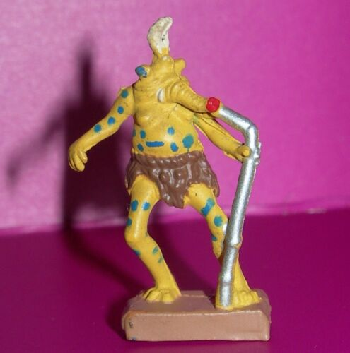 ROTJ Star Wars Micro Machines SY SNOODLES Snootles Figure Singer Max Rebo Band