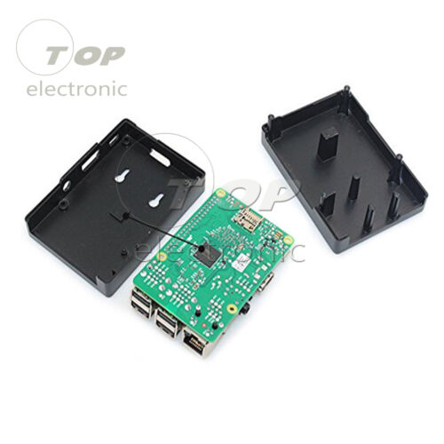 Aluminum Alloy Metal RPi Case Box for Raspberry Pi 3 Pi 2 Model B and B+