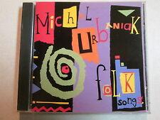 MICHAL URBANIAK FOLK SONGS CHILDREN'S MELODIES OOP HTF CD POLISH JAZZ MUSICIAN