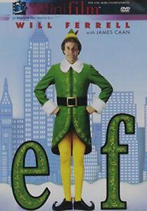 Elf (Infinifilm Edition) [DVD] NEW!