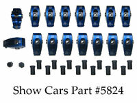 348 409 Chevy 64,63,62,61,60,59,58 Impala Scorpion Roller Rockers Arms 1.75-7/16