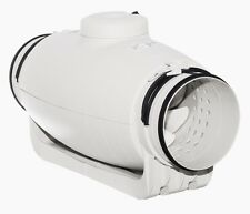S&P Schallgedämmter Rohrventilator Lüfter TD 500/150-160 SILENT - 3-Stufig !