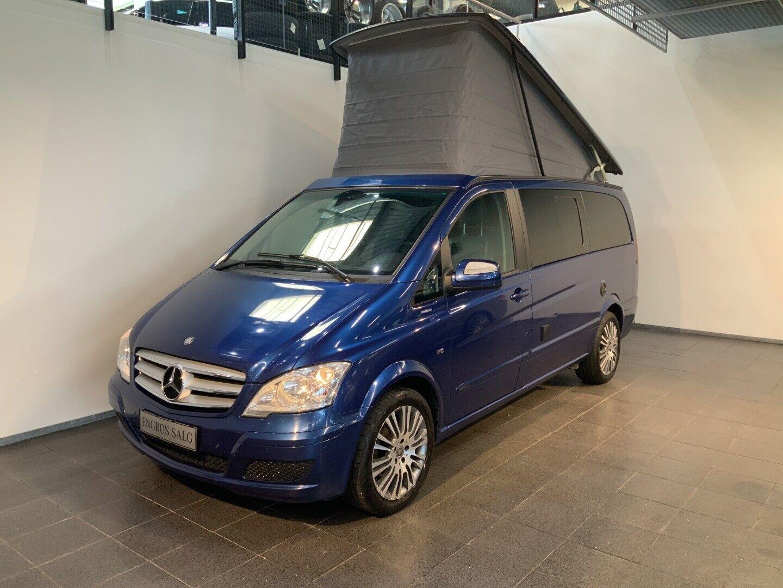 Mercedes-Benz Viano 3,0 CDi Marco Polo aut.