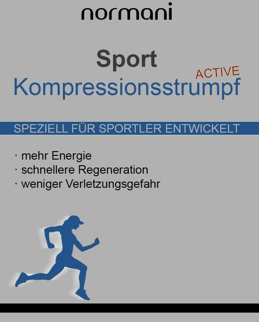 Sport-Kompressionskniestrümpfe Reisestrümpfe Stützstrumpf Laufsocke Unisex