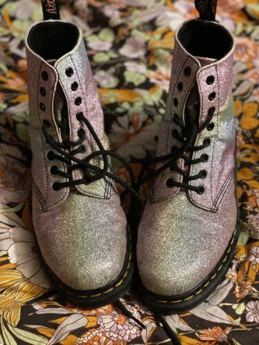Dr. Martens Glitter Boots