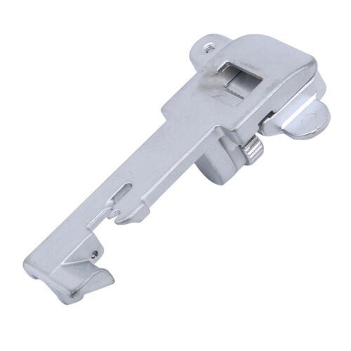 Silver Multifunction Sewing Serger Overlock Presser Foot Machine Prop Tool WE