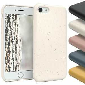 EAZY CASE Apple iPhone SE 2020 iPhone 7 / 8 Hülle Bio Cover Backcover Handyhülle