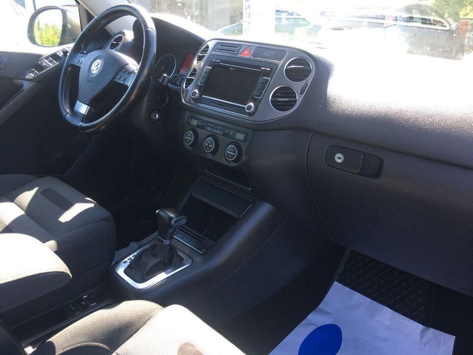 VW Tiguan 2,0 TDi 140 Sport & Style Tiptr 4M Diesel 4x4 4x4