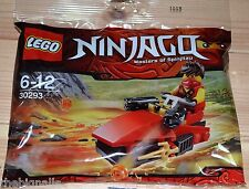 LEGO NINJAGO  Mini Figure KAI with Drift Boat new sealed pack